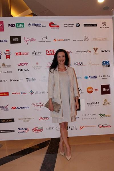 """Яна Маринова на премиерата на втория сезон на """"Връзки"""""""