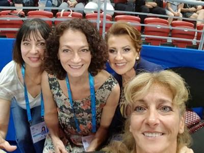 Снимка: Българска федерация по художествена гимнастика - официална страница