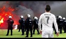 Инциденти с футболни фенове