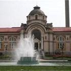 Концепция с басейн на покрива - фаворит в конкурса за сградата на Централна баня в София