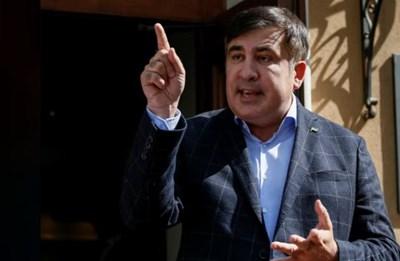 Михаил Саакашвили СНИМКА: Ройтерс