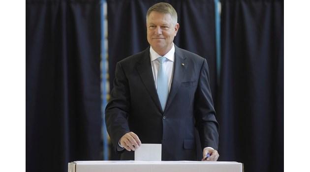 Йоханис: Никога досега румънците не са гласували толкова ясно против социалдемократите