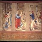 Показват гоблени на Рафаело в Сикстинската капела (Снимки)