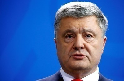 Бившият украински президент Петро Порошенко СНИМКА: Ройтерс