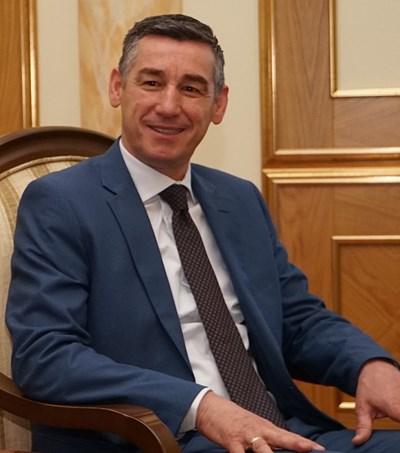 Председателят на косовския парламент Кадри Весели СНИМКА: Уикипедия/Estonian Foreign Ministry