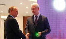 Кметът на Москва можел да наследи Путин