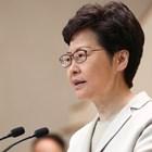 Главният администратор на Хонконг Кари Лам СНИМКА: Ройтерс