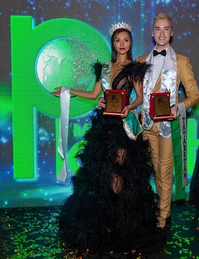 """Мис България Теодора Мудева взе приза за талант на """"Мис Планет"""""""