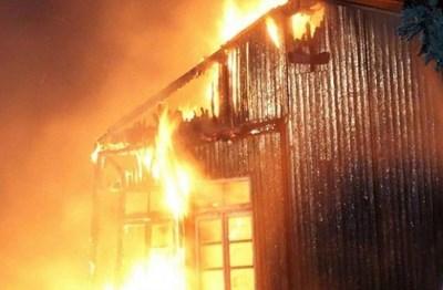 Пожар в цех край Пазарджик Снимка: Пиксабей