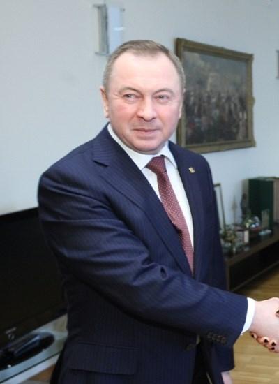 Владимир Макей СНИМКА: МВнР