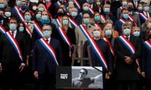 Франция откри фронт срещу над 50 ислямски организации