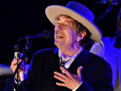 Боб Дилън имаше концерт и в София през 2010 г. СНИМКИ: РОЙТЕРС