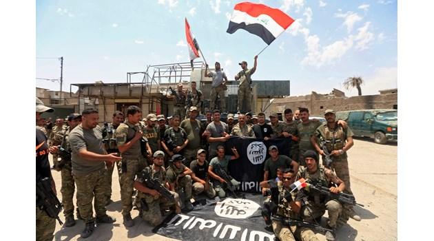 Мосул е свободен! Войната с ИДИЛ продължава