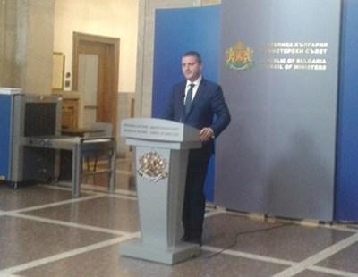 Владислав Горанов. Снимка МАРИЯНА БОЙКОВА