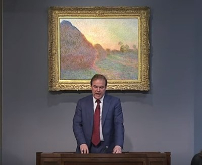 Кадър: youtube/ Sotheby's