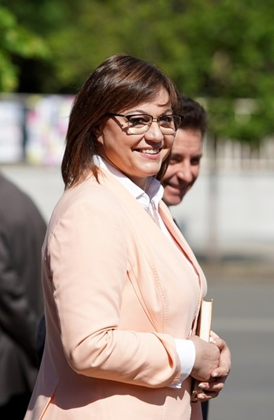Поредното тежко заседание на Националния съвет очаква соцлидерката Корнелия Нинова днес.