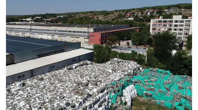 17 хил. тона опасни боклуци по разследването срещу Бобокови