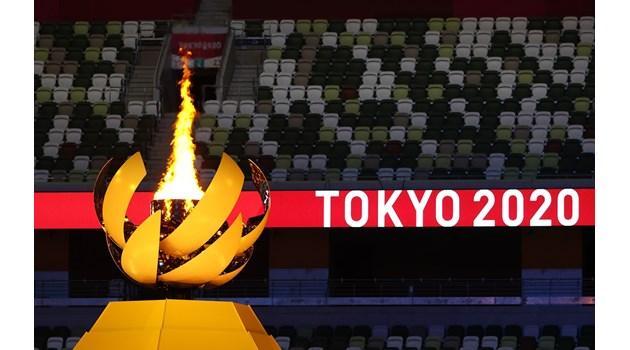 6000 спортисти, 3500 журналисти и 900 гости на откриването на игрите в Токио - но без фенове