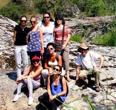 Научна експедиция за видовото разнообразие в Странджа