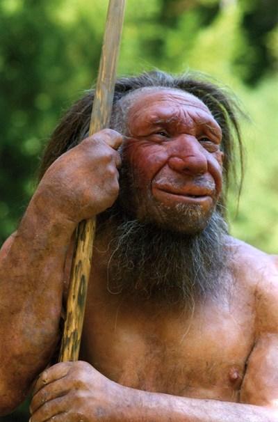 Неандерталци са рисували в испанска пещера.