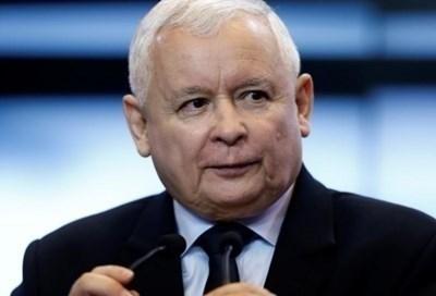 Ярослав Качински СНИМКА: Ройтерс