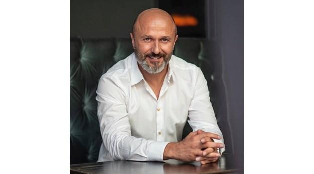 Николаос Цитиридис има най важното качество в съвременната телевизия - мярката