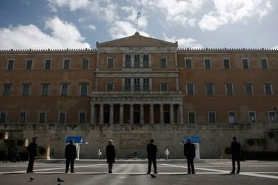821 стана броят на заразените с коронавирус в Гърция СНИМКА: Ройтерс