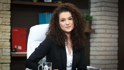 Сестрата на Нети - Александра Кръстева