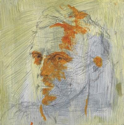 Автопортрет на Арцек Мишев