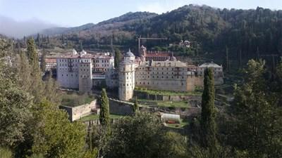 Отлъчен от монашеското братство, Василий напусна Зографския манастир завинаги без право да свещенослужи.