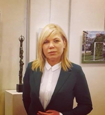 Диана Саватева СНИМКА: Община Бургас