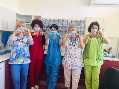 Сестрите от хирургично отделение