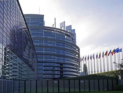 Сградата на Европейския парламент Снимка: Pixabay