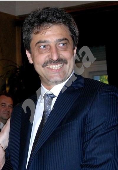 Цветан Василев е в Сърбия от 2014 г. СНИМКА: 24 часа