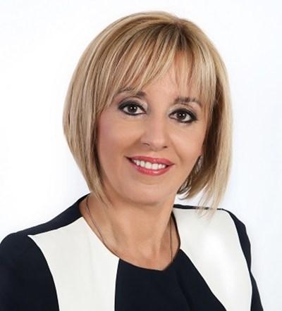 Мая Манолова Снимка: Пресцентър на омбудсмана на РБългария
