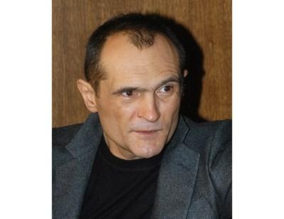 """Собственикът на """"Нове Холдинг"""" Васил Божков"""