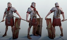 Легионът разгромил смазаната империя на Александър
