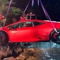 Шофьор обърка педалите и прати Lamborghini за 300 000 евро в езеро