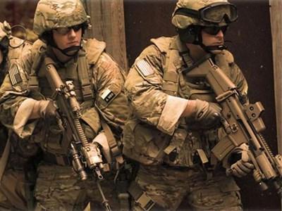 Бойци от 75-и Рейнджърски полк в Афганистан първи изпробваха новия автомат.