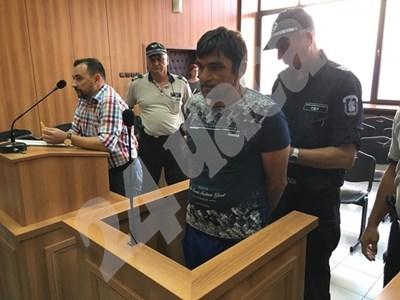 Димитър Иванов поиска от съда парична гаранция. Снимка: Авторът СНИМКА: 24 часа