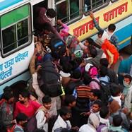 Извънредното положение в Индия