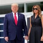 Тръмп и съпругата му Мелания се крили в бункер от безредиците.