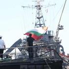 """Корабите, участващи в учението """"Бриз 2020"""", излязоха на море"""