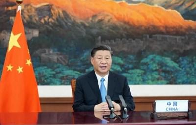 Китайският президент Си Дзинпин СНИМКА: Радио Китай