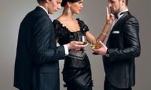 Съвет към жените: Ако обичате едновременно двама мъже, изберете....