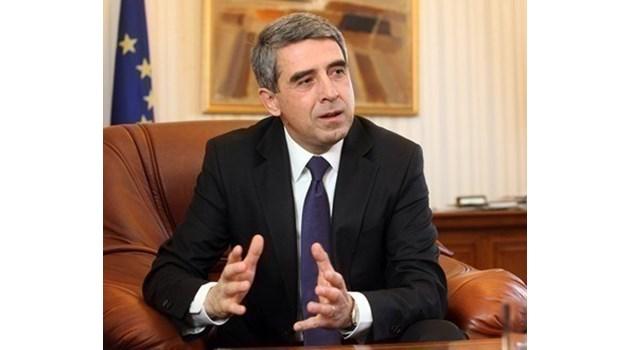 Плевнелиев: Румен Радев не е никакъв фактор в международен план, той е нула