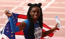 Прислужница на болни от алцхаймер стана световна вицешампионка в леката атлетика