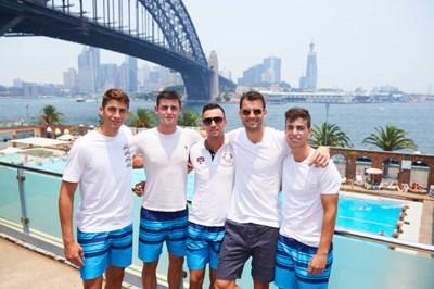 Кузманов и Камерън Нори откриват ATP Cup