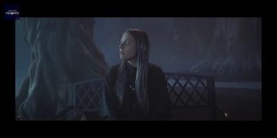 Кадър от песента на Георгиева