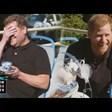 Принц Хари рапира в телевизионно шоу (Видео)